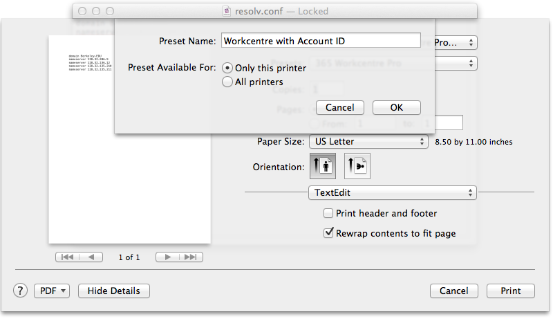 How do I print to the Xerox copiers? | Department of Statistics